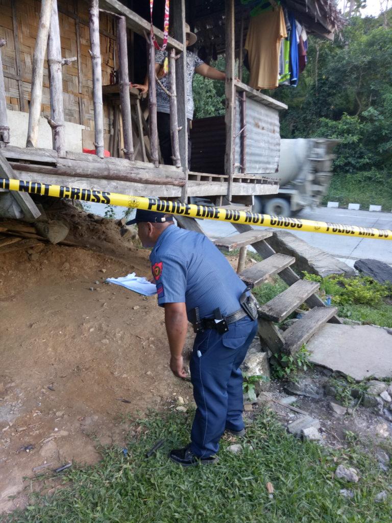 Shooting Incident / Murder in Barangay Tabinay