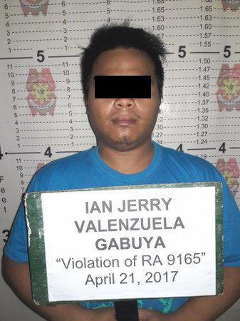 Another Drug Pusher Busted in Puerto Galera